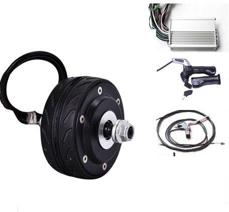 10,2cm 150W 36V Single Schaft Elektro Hub Motor für Scooter Elektro Radnabe Motor Elektro Skateboard Motor Kit