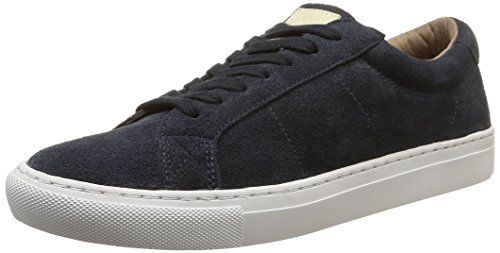 HACKETT LONDON - Fashion Cupsole,  pack, Scarpe da uomo, blu navy, 40
