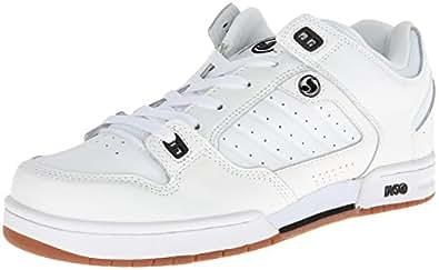DVS Shoes DVSMilitia-M - Militia Snow Homme, Blanc (Cuir Blanc), 47 EU
