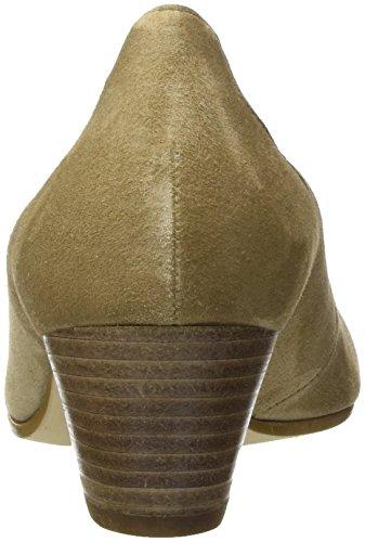 Gabor Comfort, Escarpins Femme Marron (walnut 43)