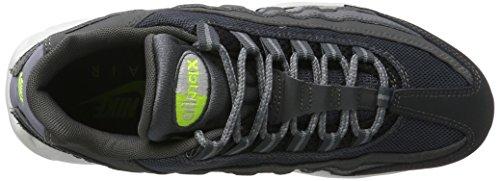 Max Uomo Scuro Multicolore Fitness 95 antracite Uomo Air Nike Scarpe Volt Essenziale grigio antracite Scarpe wYqZE4aB