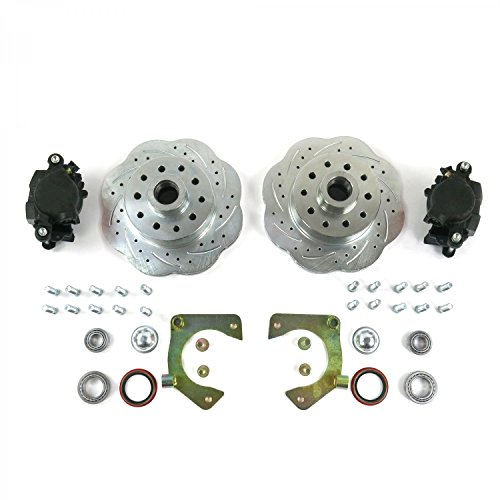 Helix 259249 27,9 cm High Performance Big Brake Conversion Kit (Big Brake Kit)