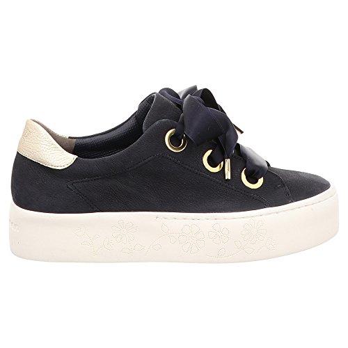 Paul Green 4621-042, Sneaker donna Blau