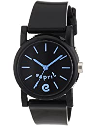 Esprit Mädchen-Armbanduhr super e Analog Plastik A.ES105324001