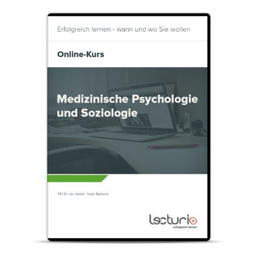 Preisvergleich Produktbild Online-Videokurs Medizinische Psychologie und Soziologie von Sven Benson