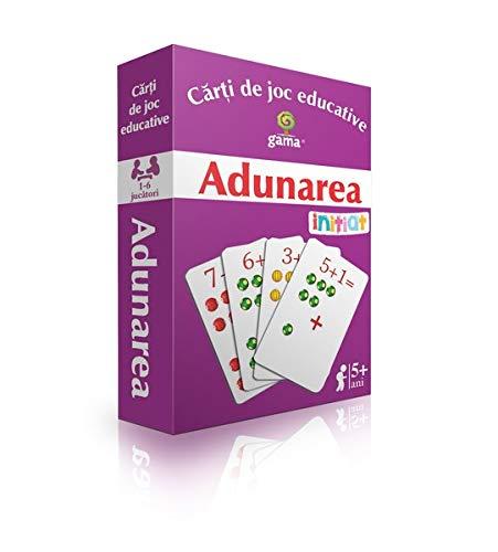 CARTI JOC ADUNAREA por Editura Gama