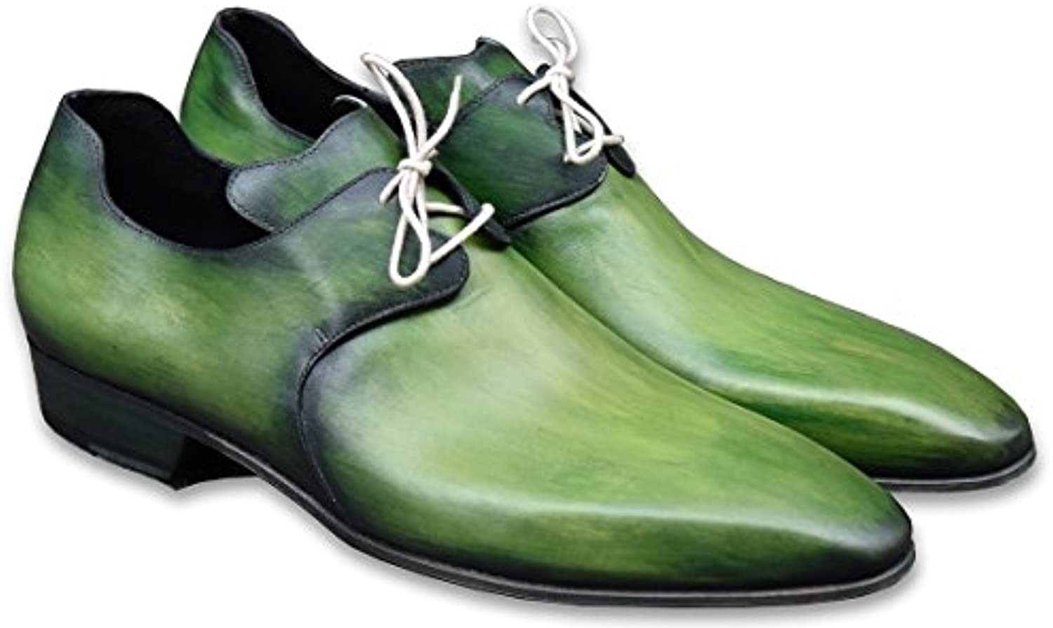 Paulus Bolten Patent Leather Shoes Color Japanese Japanese Japanese Green, Bach Collection, Size 40,41,42,43,44,45 (43) 33e957