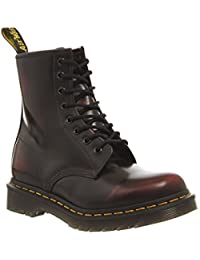 1460 W Shimmer, Boots Femme, Marron (Milled Smooth), 44 EUDr. Martens