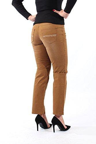 MCA - Jeans spécial grossesse - Femme Marron - Marron