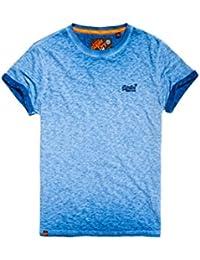 Superdry Men's Orange Label Low Roller Tee T-Shirt