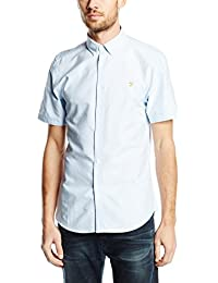 Farah Brewer Slim Fit - Chemise Casual - Homme