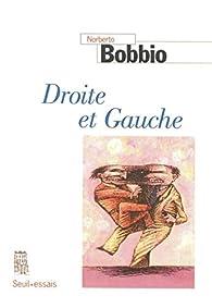 Droite et gauche par Norberto Bobbio