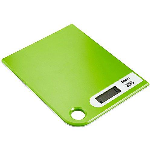 Tatkraft Green Digital Küchenwaage 5Kg mit Aufhängung aus Bequeme Lagerung