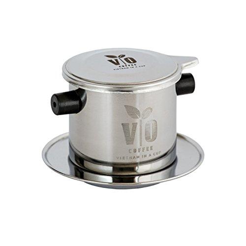 VO Coffee Vietnamesischer Kaffeefilter aus Stahl