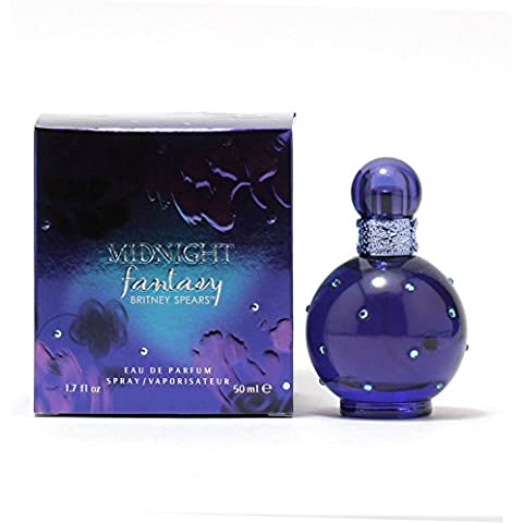 Midnight Fantasy para mujeres por Britney Spears – 51 ML EDP Spray