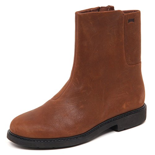 Brown Box Boot Camper D9152 Woman Stivaletto Without Shoe Marrone Donna ZUfxSqv1