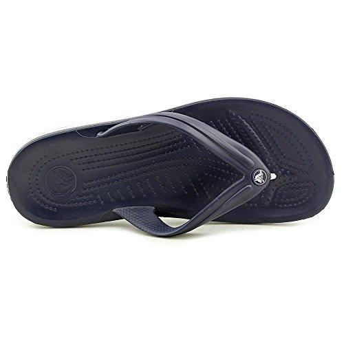 crocs Unisex-Erwachsene Crocband Flip Pantoffeln Blau
