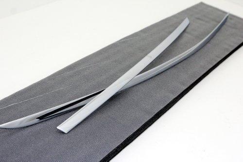 accessori per Audi A6C7a partire dal restyling del 2011cromato Heck Modanatura può permettersi Tuning