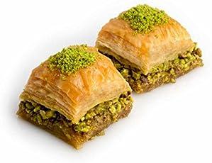 Baklava - (Klassisch mit Pistazien Füllung, 1kg)