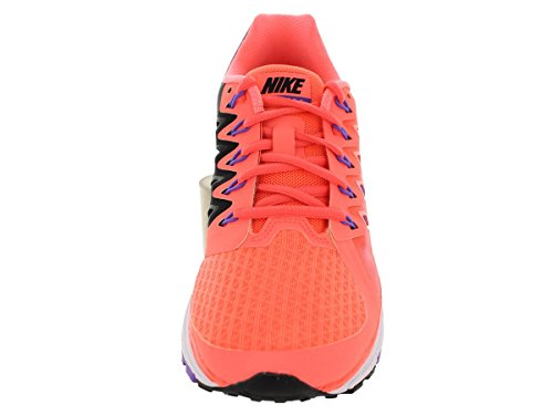 Nike Wmns Zoom Vomero 9, Scarpe sportive, Donna bright mango black hyper grape reflective silver 800
