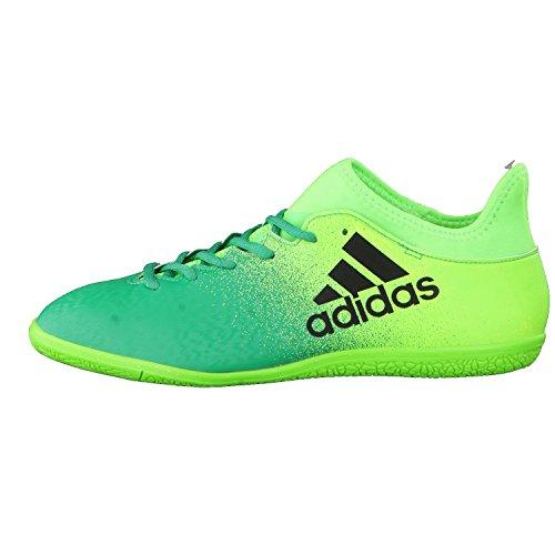 adidas Herren X 16.3 in Fußballschuhe grün