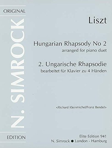 Hungarian rhapsody no. 2