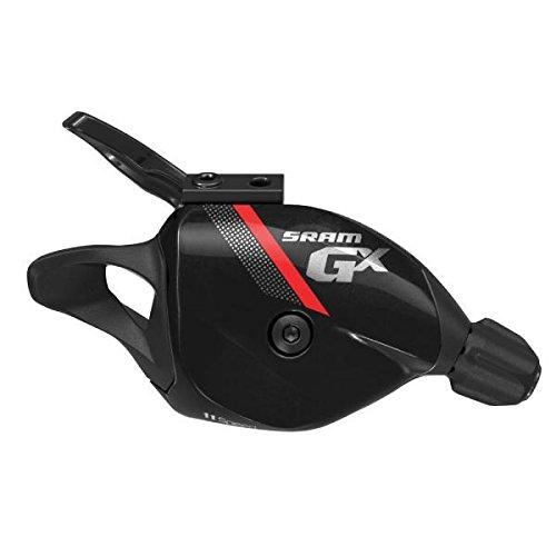 Sram MTB GX Trigger Rear with Discrete Clamp - Cambio para bicicletas, color rojo