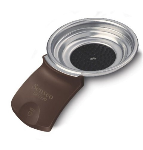 Philips HD7003/10 Senseo Espresso Padhalter für Senseo New Generation