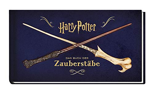 Harry Potter: Das Buch der Zauberstäbe -