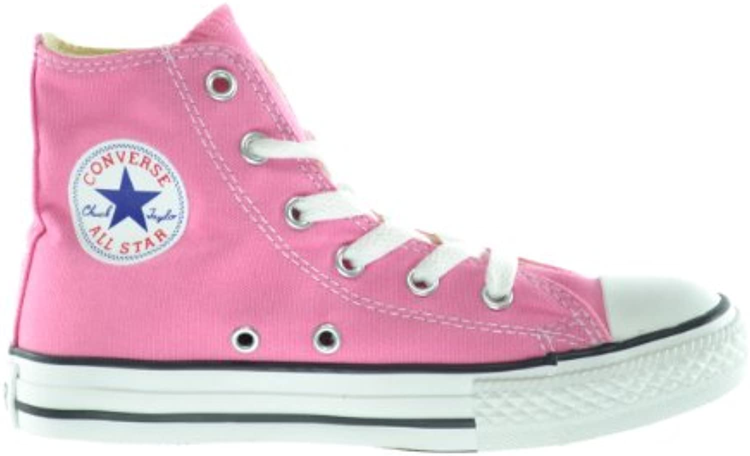 Converse All Star Hi Little Kids Fashion Sneakers Pink