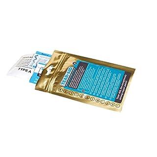 Tear-Aid Reparaturset Reparaturflicken Typ A, Typ A-Transparent, Typ A, 850200