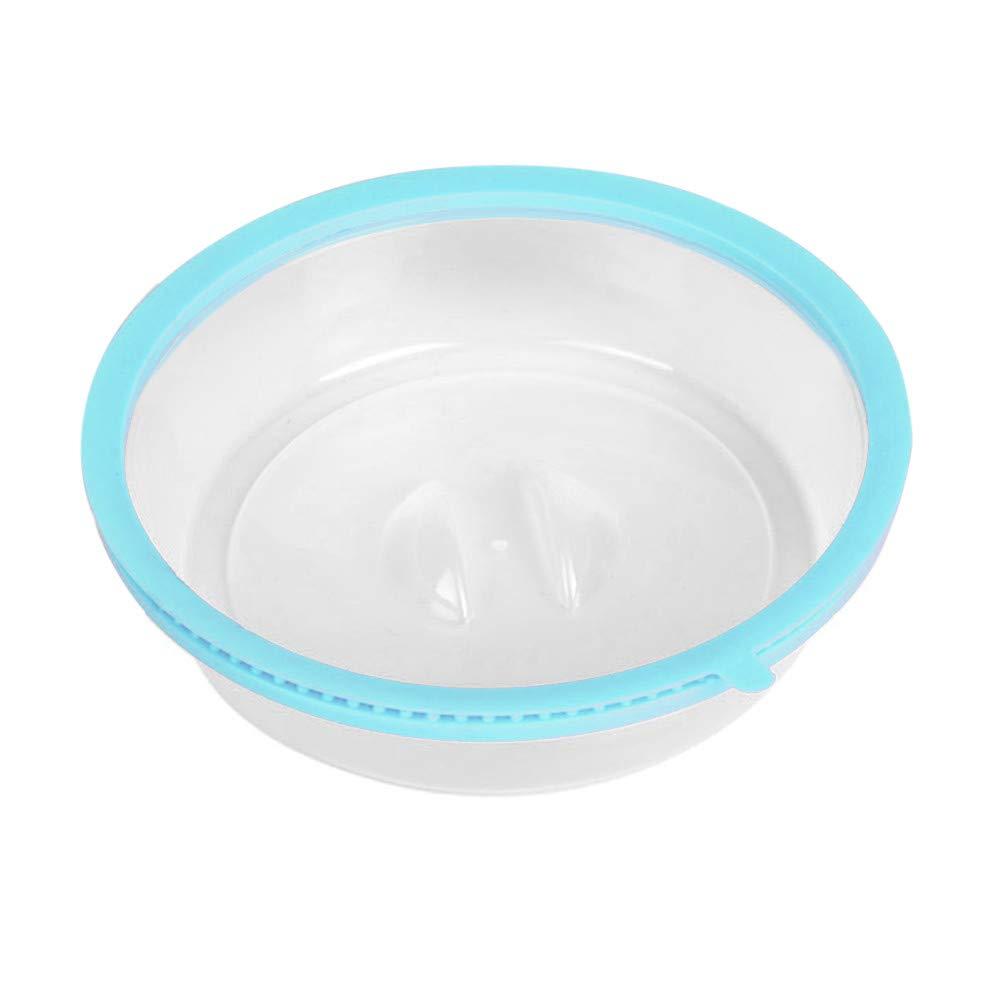 STRIR Cubierta De Microondas – Plástico Libre De sin Bpa Protector Contra Salpicaduras Con Ventilaciones De Vapor,Placa Tapa De Microondas Para Cocinar En Casa