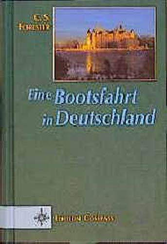 Eine Bootsfahrt in Deutschland