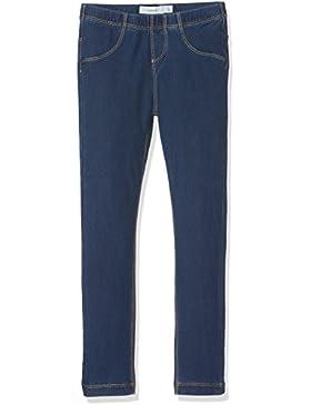 NAME IT Nittille Xxsl/Xxsl Dnm Legging Mini Noos, Pantalones para Niñas