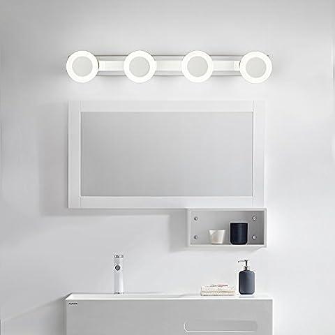 SHIEND Vor dem Spiegel lampe Gesundheit Bad wasserdicht stilvoll und