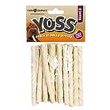 Yoss Grissino, Bianco, 12 cm x 9 mm, Set da 6 Confezioni, Taglia Unica, Bianco