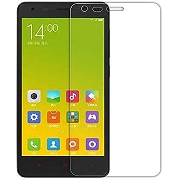 Dashmesh Shopping Tempered Glass Screen Protector Scratch Guard for Xiaomi Redmi 2 Mi 2 Mi2 Prime