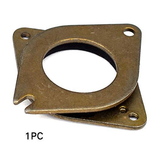 Vibrationsdämpfer 42 Schritt Motorteile Stoßdämpfer Zubehör Stahl Verschleißfeste Stepper Durable Rubber 3D Printer(1pc)