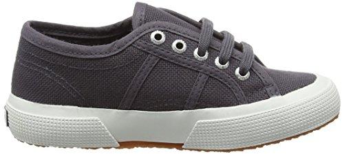 Superga Unisex Kinder 2750 Jcot Classic Sneakers Grau (Grey Iron)