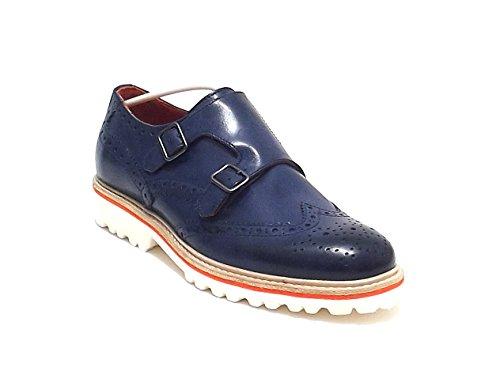 Soldini Hombre 18635-L-N88 Zapatos Brogue Rojo Size: 41 EU z4HGrMdOkl