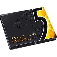 5 - Pulse Chicle sin azúcar con sabor tropical - 12 Láminas