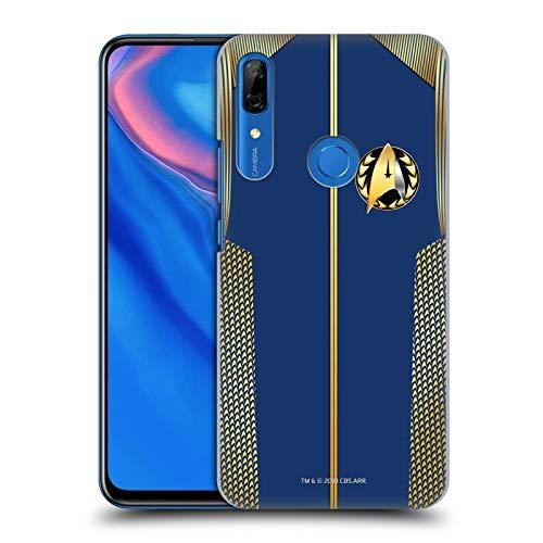 Head Case Designs Offizielle Star Trek Discovery Admiral Uniformen Harte Rueckseiten Huelle kompatibel mit Huawei P Smart Z / Y9 Prime (2019) (Star Uniform 2019 Trek)