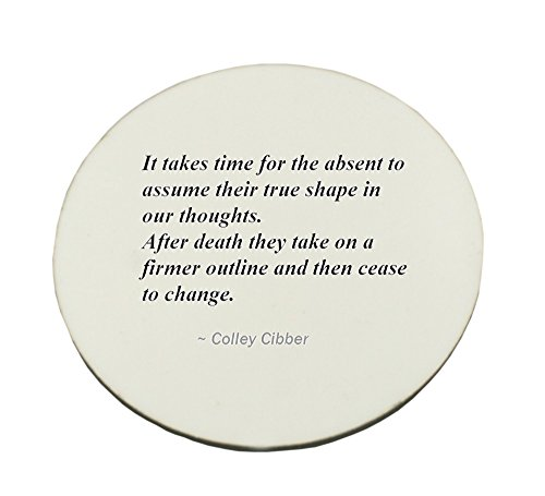 circle-mousepad-with-it-takes-time-for-the-absent-to-assume-their-true-shape-in-our-thoughts-after-d