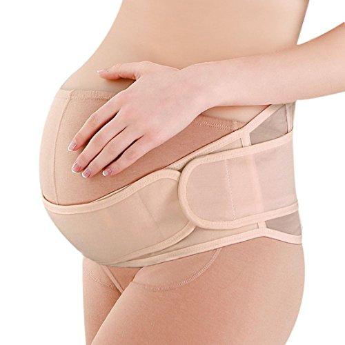 Freahap Schwangerschaftsbandage Bauchgurt Belly Band für Schwangere Hautfarbe