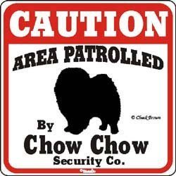 dog-yard-sign-caution-area-patrolled-by-chow-chow-security-company-by-signs-up