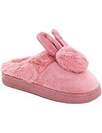 Toocool - Ciabatte Bimba Bambina Bambino Coniglio Pantofole Babbucce Eco  Pelliccia XL-1760 d9233e3371f