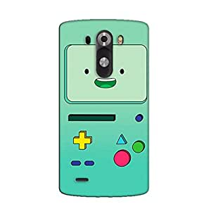 CARTOON GAMEBOY BACK COVER FOR LG G3