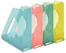 ESSELTE 626281 Colour'Ice Portariviste, Colori assortiti, 1 pezzo