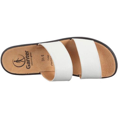 Ganter Sonnica Weite E 1-202801-0100, Chaussures femme Blanc