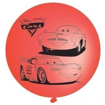 Cars 4 Punchingball Luftballons